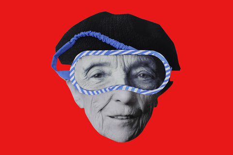 Win a Louise Bourgeois Eye Mask!