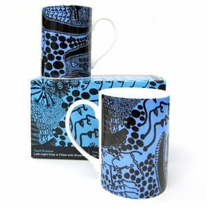 Late Night Chat Mug Set X Yayoi Kusama