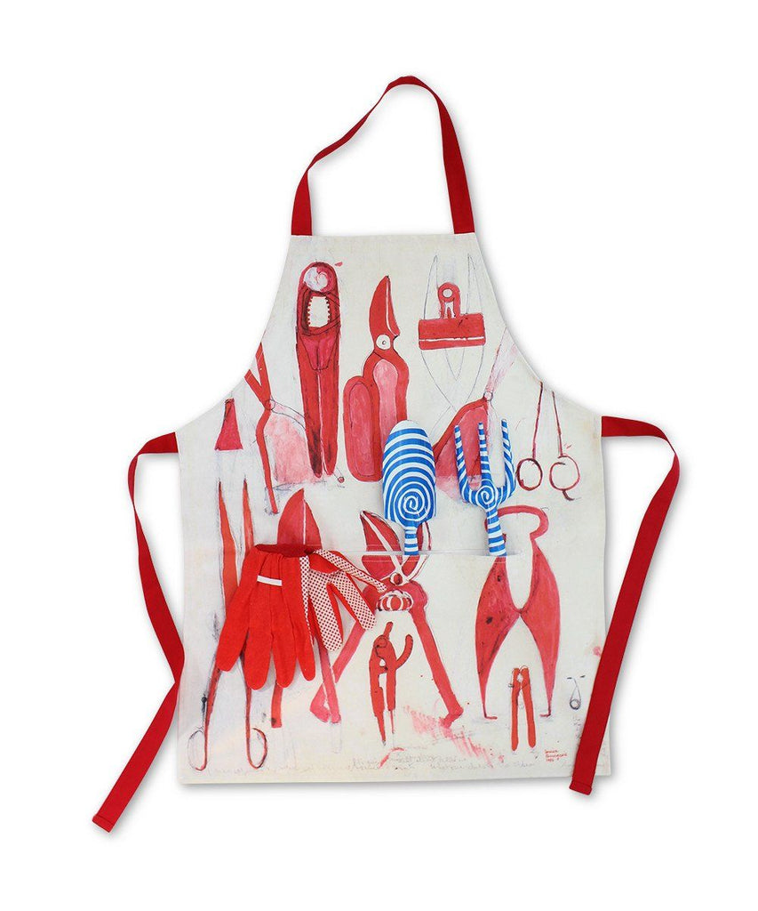 Louise Bourgeois Garden Tools and Apron