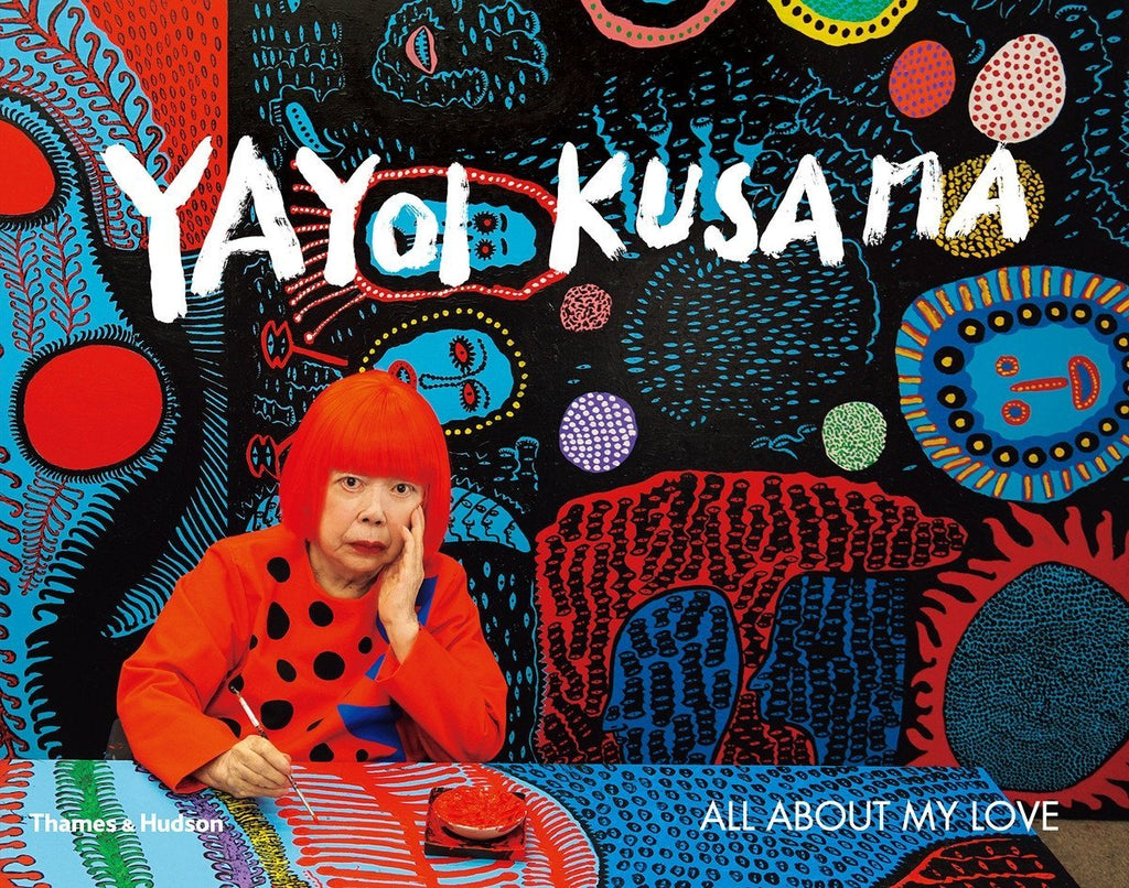 All About My Love x Yayoi Kusama Paper Alliance Default