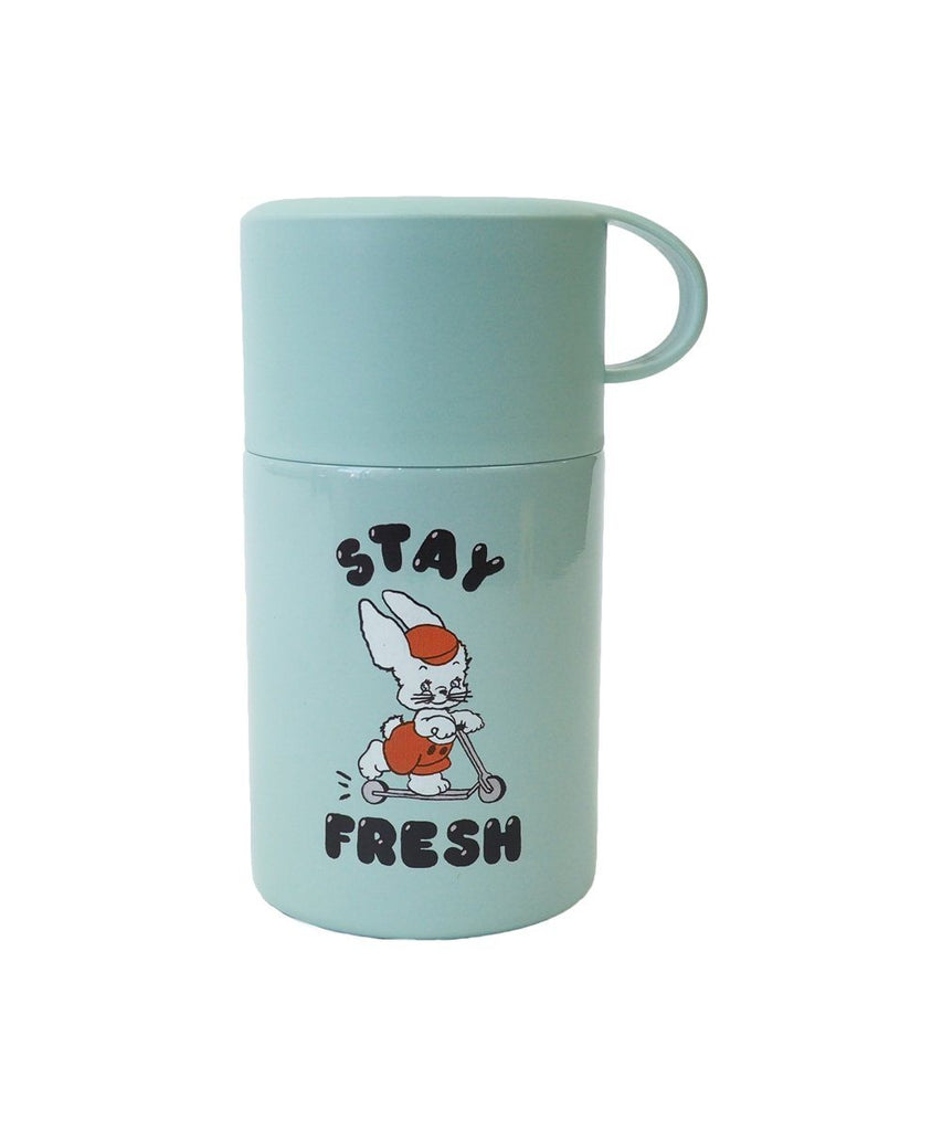 Stay Fresh Drink Flask x Magda Archer Metal Third Drawer Down