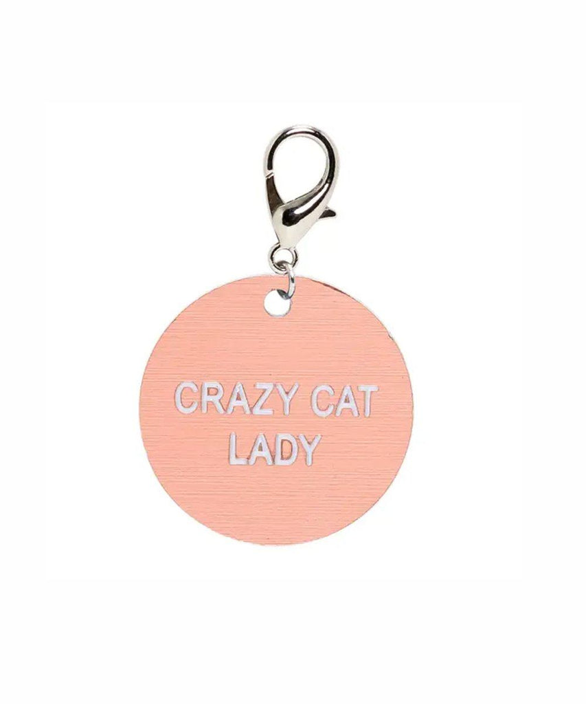 Novelty Plastic Keytag Other About Face