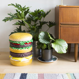 Giant Hamburger Stool Other ROT