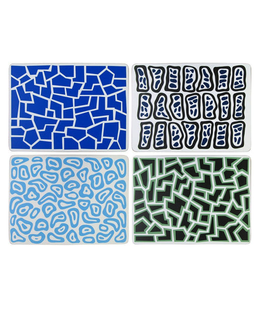 Nathalie Du Pasquier Corkboard placemat Set of 4