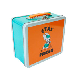 Stay Fresh Lunch Tin x Magda Archer Metal Third Drawer Down