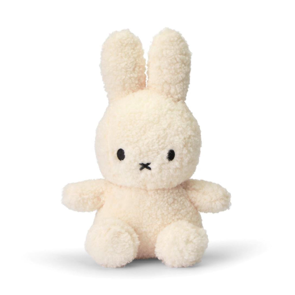 Miffy Sitting Teddy Toy Rhino Rhino Cream