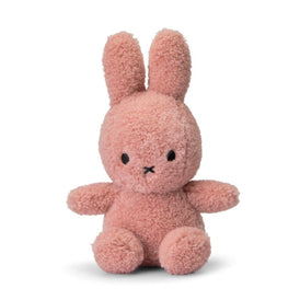 Miffy Sitting Teddy Toy Rhino Rhino Pink