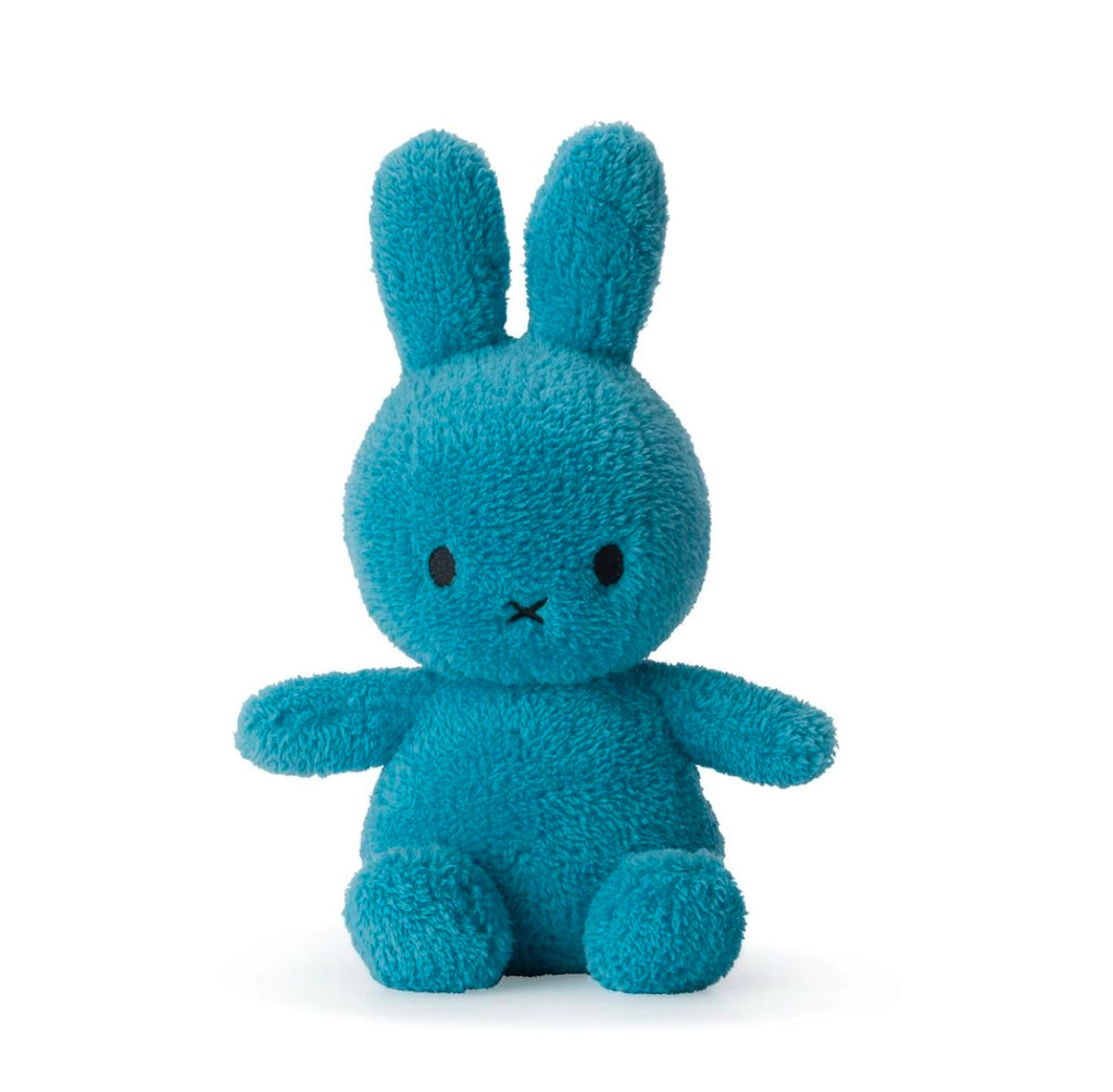 Miffy Sitting Terry Ocean Blue Default Third Drawer Down Default