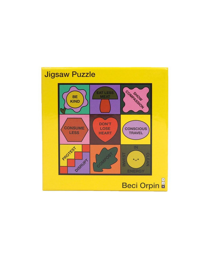 Don't Lose Heart Jigsaw Puzzle x Beci Orpin Paper Third Drawer Down