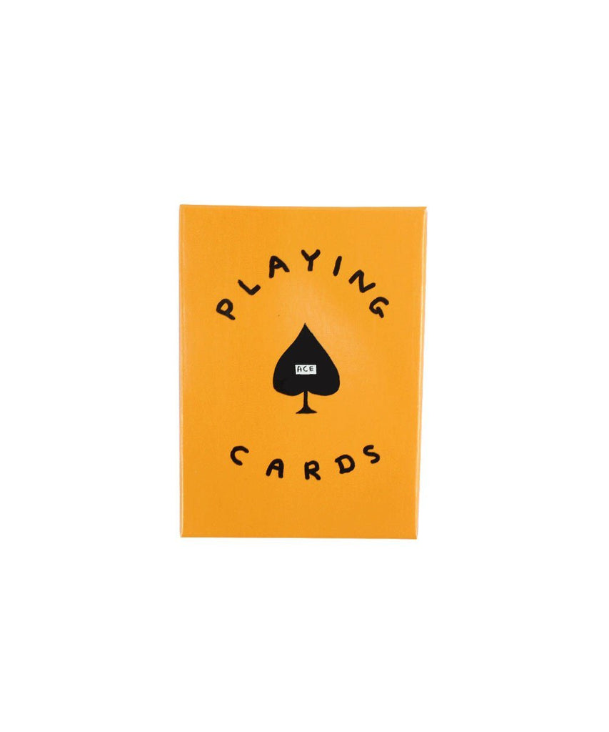 Third Drawer Down X David Shrigley, Playing Cards Paper Third Drawer Down