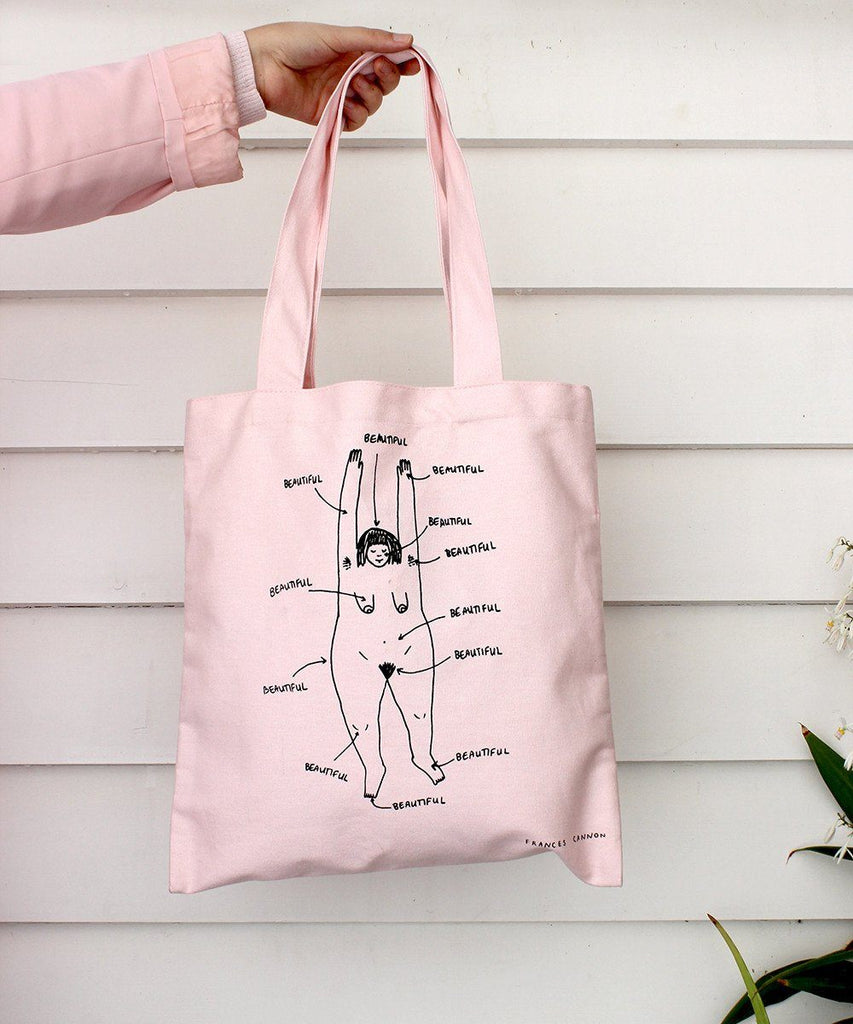 Frances Cannon Tote Bag