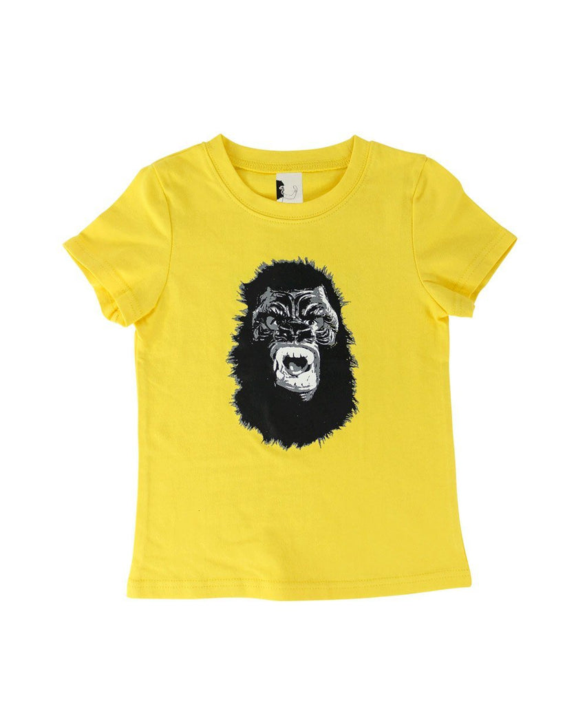 Third Drawer Down X Guerrilla Girls, Gorilla Kids T-Shirt Clothing Third Drawer Down