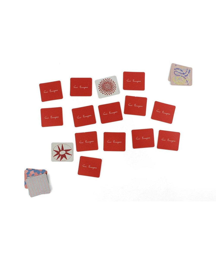 Louise Bourgeois Memory Card Game for Kids