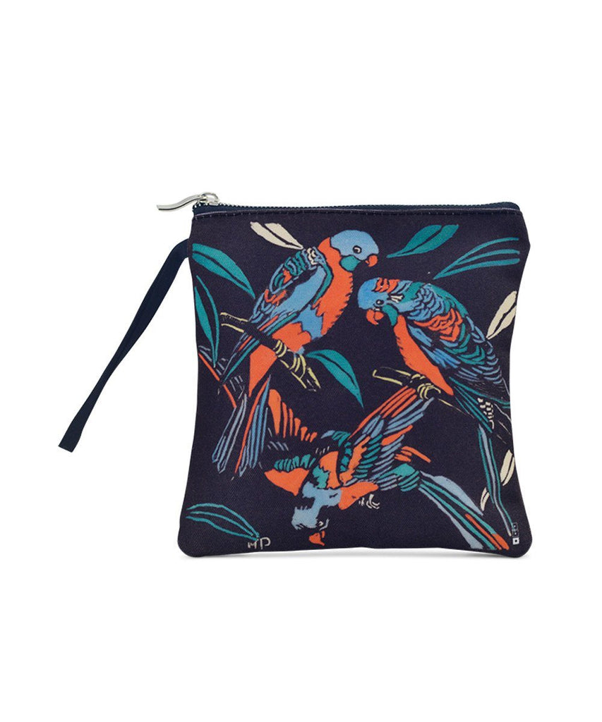Margaret Preston Lorikeets Clutch