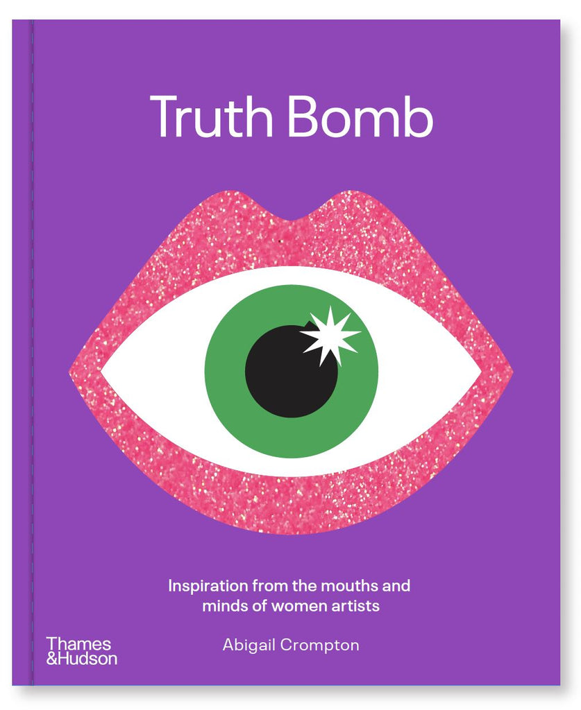 Truth Bomb Limited Edition book x Abigail Crompton Third Drawer Down