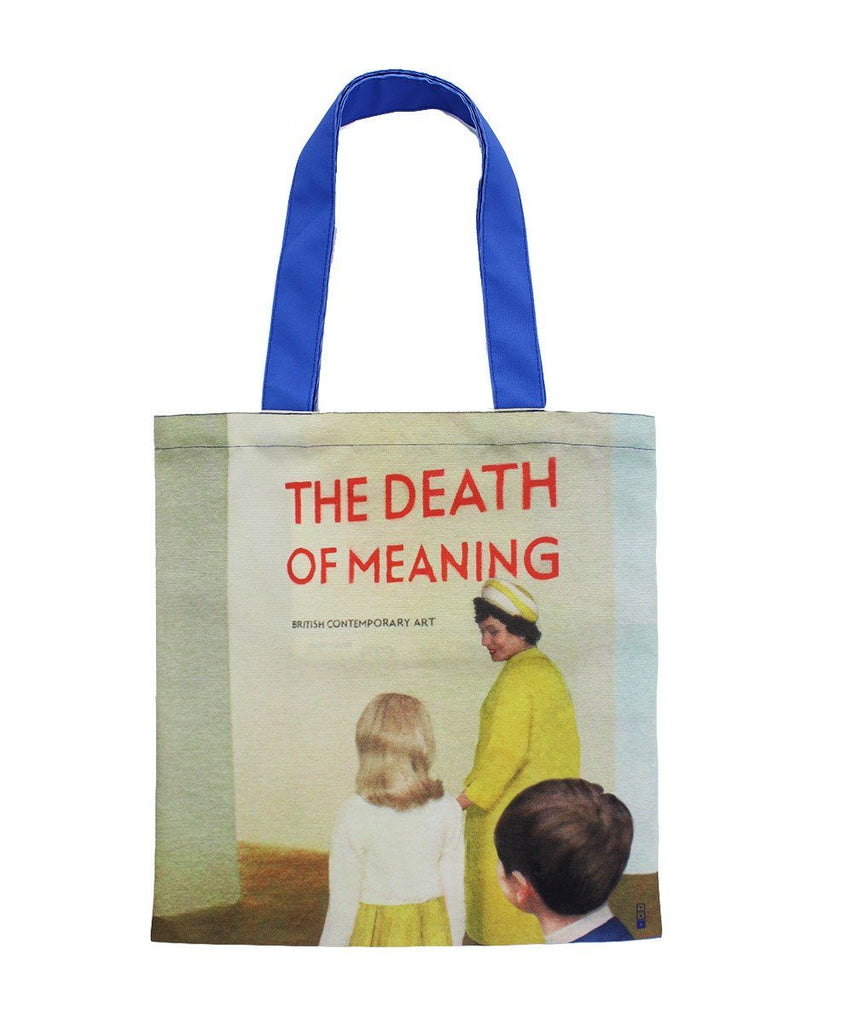 Is the Art Pretty Tote x We Go to the Gallery