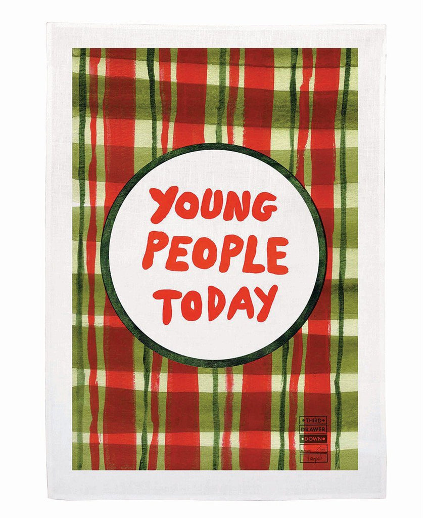 Young People Today by Tom Polo