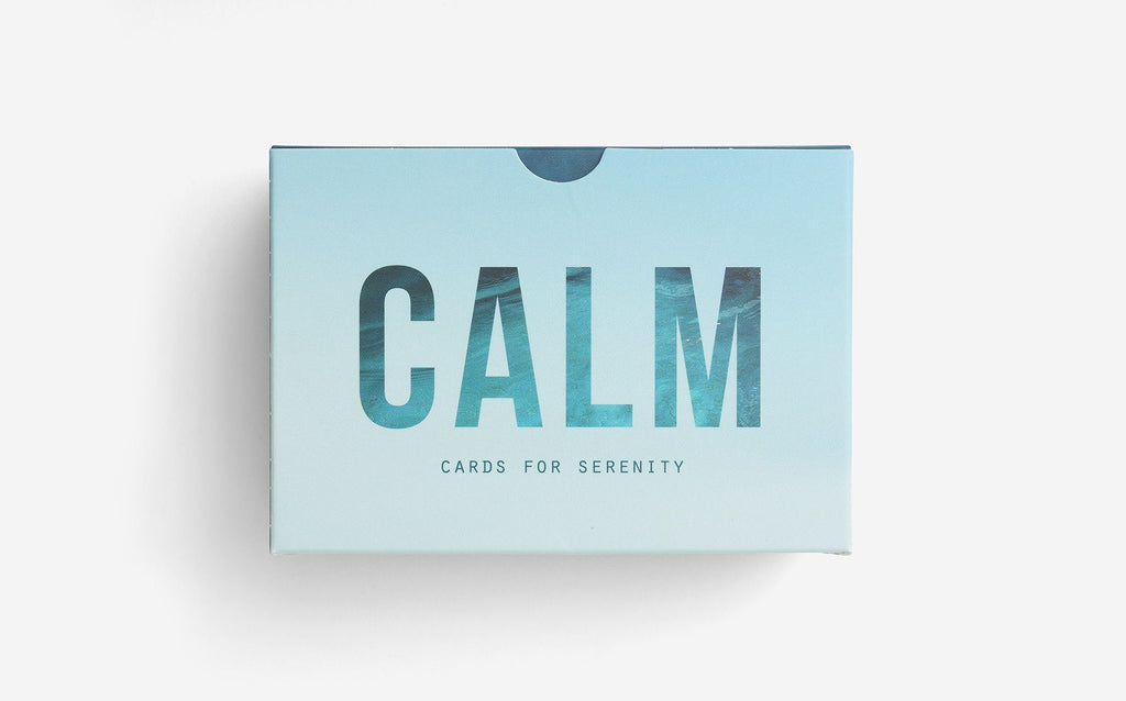 CALM: Cards for Serenity Paper School Of Life