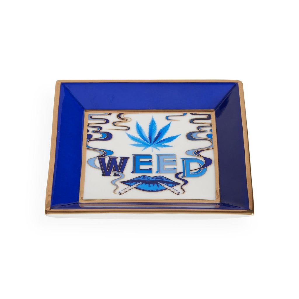 Jonathan Adler, Druggist Weed Square Tray-Third Drawer Down