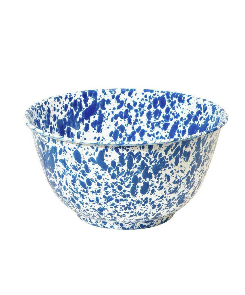 Enamelware Large Salad Bowl-Third Drawer Down