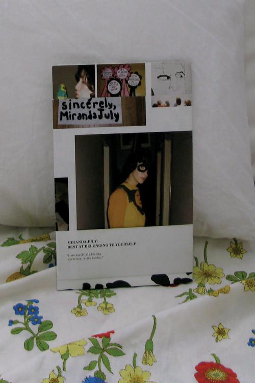 Miranda July Pillowcase Set Misc Third Drawer Down