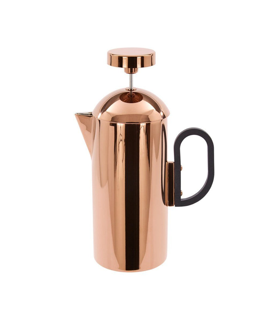tom dixon copper coffee planger from the Brew collection