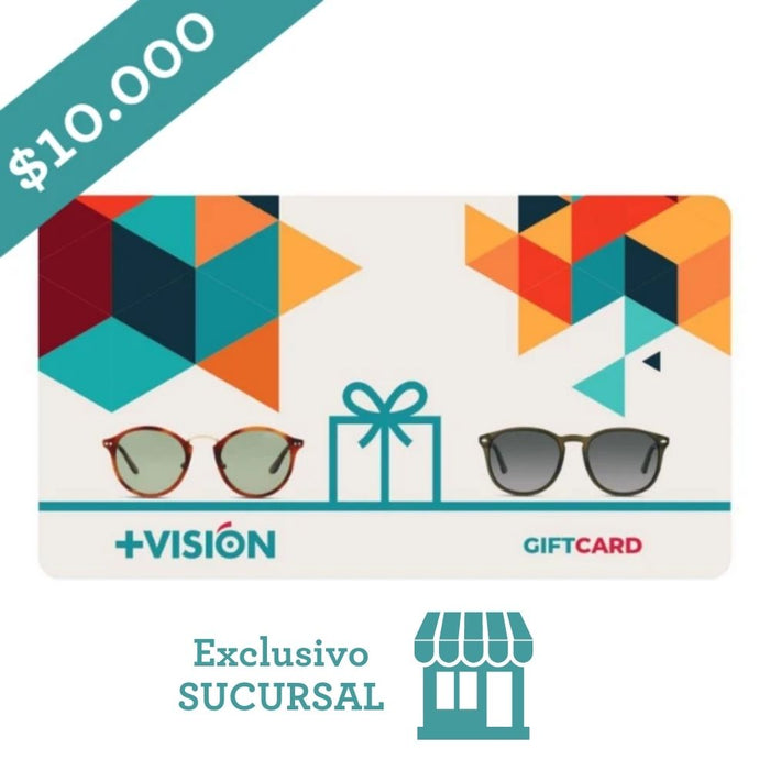 Gift Card $10.000