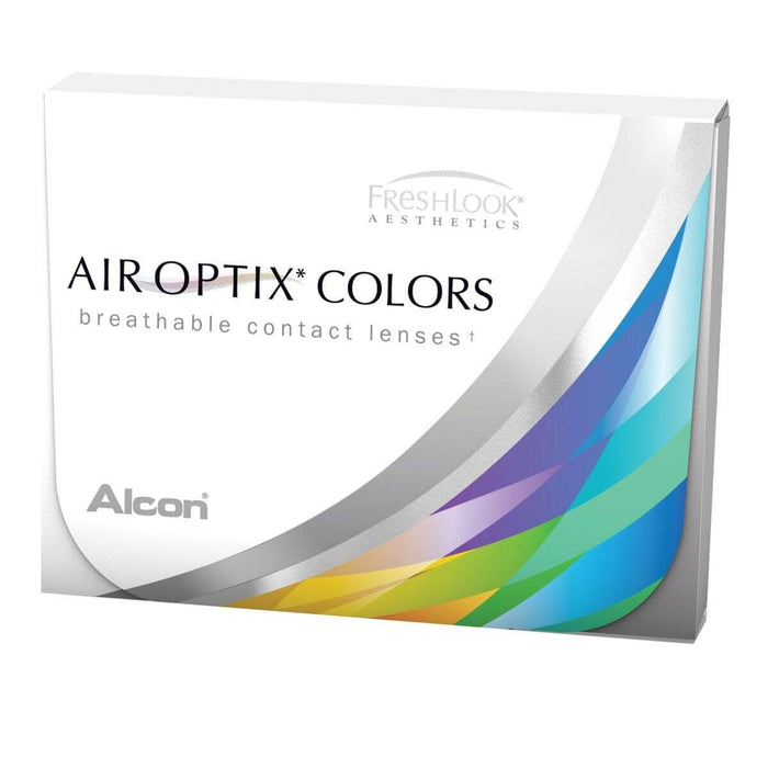 Lentes de contacto Air Optix Colors Formulados