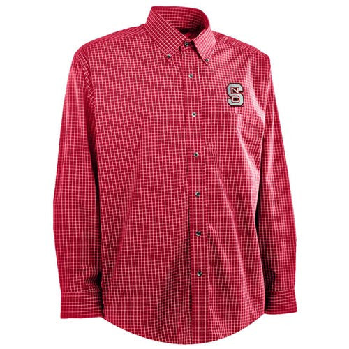 NC State Wolfpack Antigua® Esteem Dress Shirt
