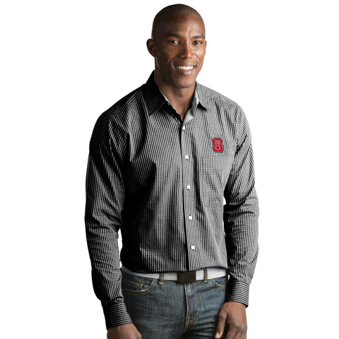 NC State Wolfpack Antigua Division Dress Shirt