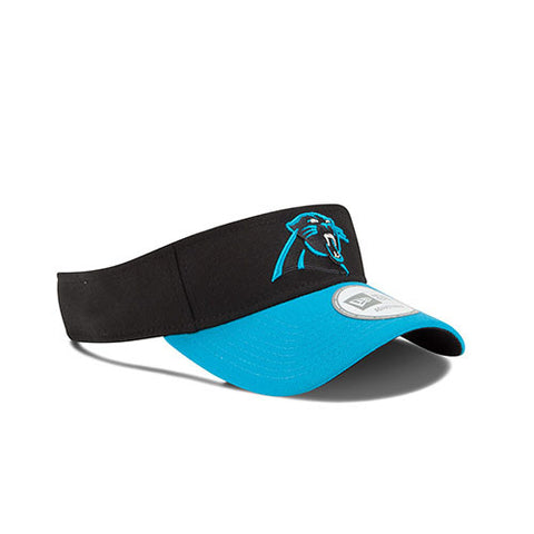 Carolina Panthers Sideline New Era Adjustable Visor