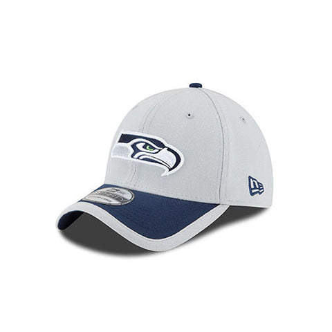 Seattle Seahawks Sideline Grey 39 Thirty Fitted Hat