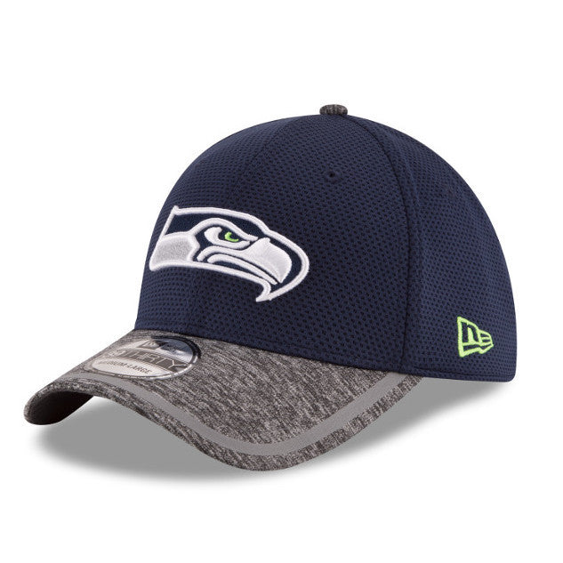 Seattle Seahawks 2016 New Era Navy Sideline Hat