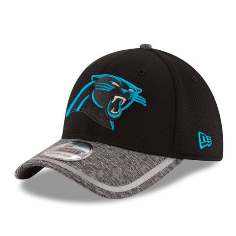 Carolina Panthers 2016 New Era Black Sideline Hat