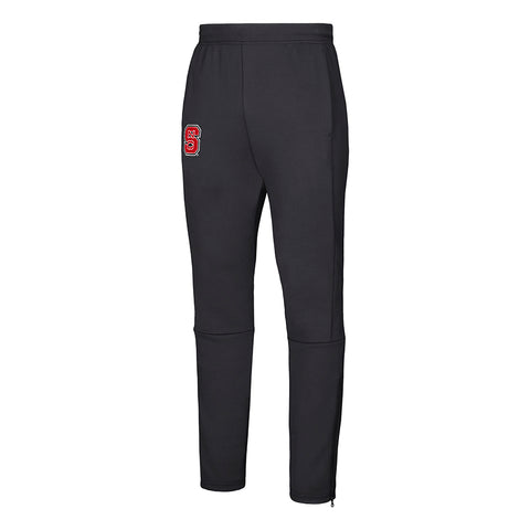 NC State Wolfpack Adidas Black Game Mode Jogger Pants