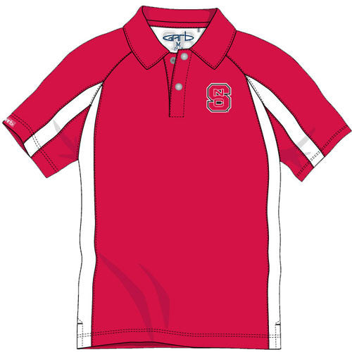 NC State Wolfpack Red Toddler Josh Polo