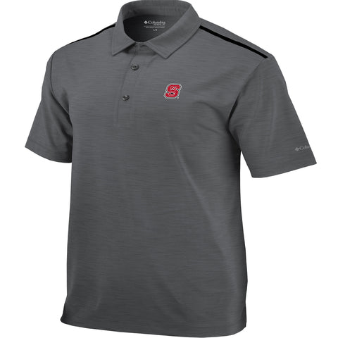 NC State Wolfpack Columbia Omni-Wick Alignment Polo