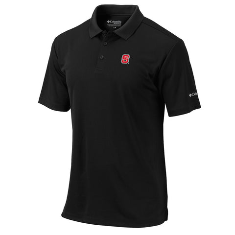 NC State Wolfpack Columbia Omni-Wick Round One Polo