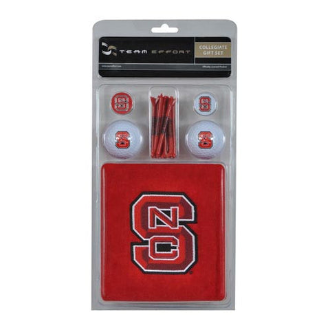 NC State Wolfpack Golf Gift Set