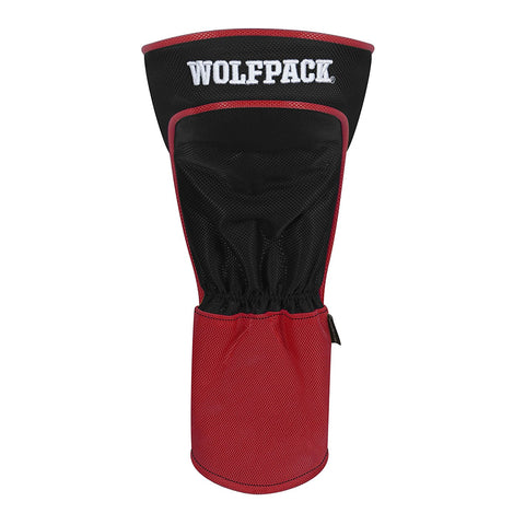 North Carolina State Wolfpack Red and Black Fairway Headcover