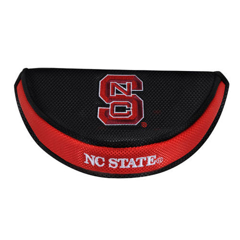 NC State Wolfpack Mallet Putter Cover