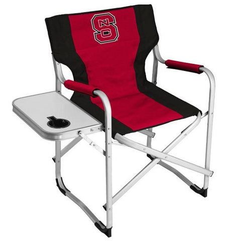 NC State Wolfpack Alumni Deck Chair