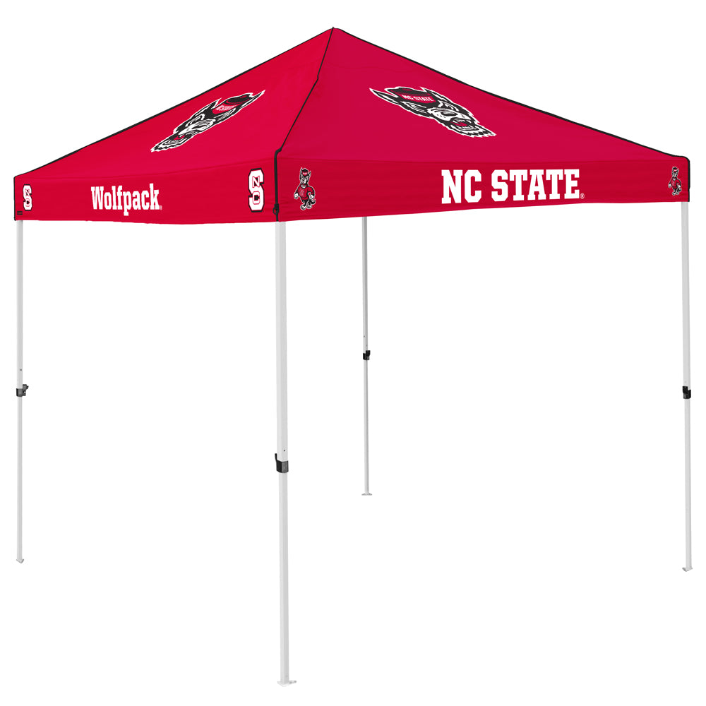 NC State Wolfpack 9x9 Wolfhead Tent
