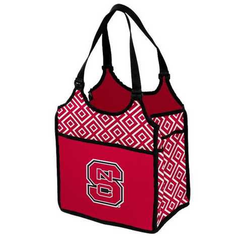 NC State Wolfpack Double Diamond Tandem Cooler