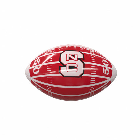 NC State Wolfpack Mini-Size Glossy Football