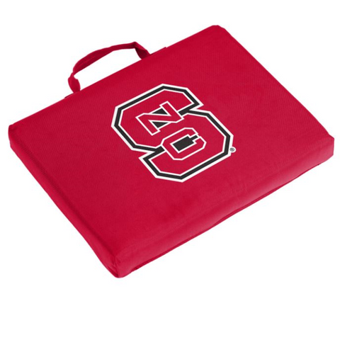 NC State Wolfpack Red Stadium Cushion