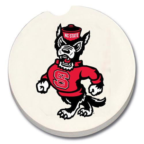 NC State Wolfpack Strut Wolf Car Coaster