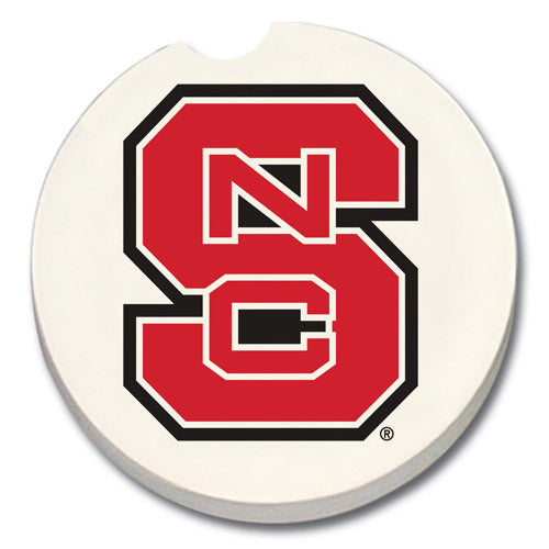 NC State Wolfpack Car Coaster