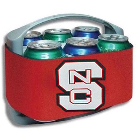 NC State Wolfpack Six Pack Freezable Cooler