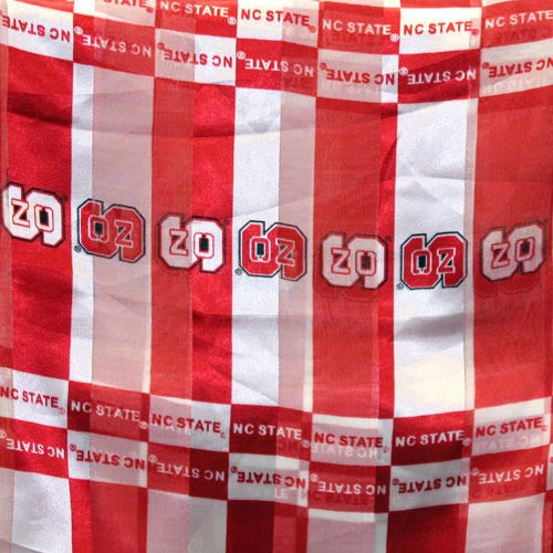 NC State Wolfpack Polyester Scarf